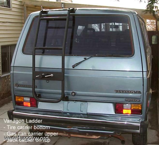 Portaruedas para [VW T3]