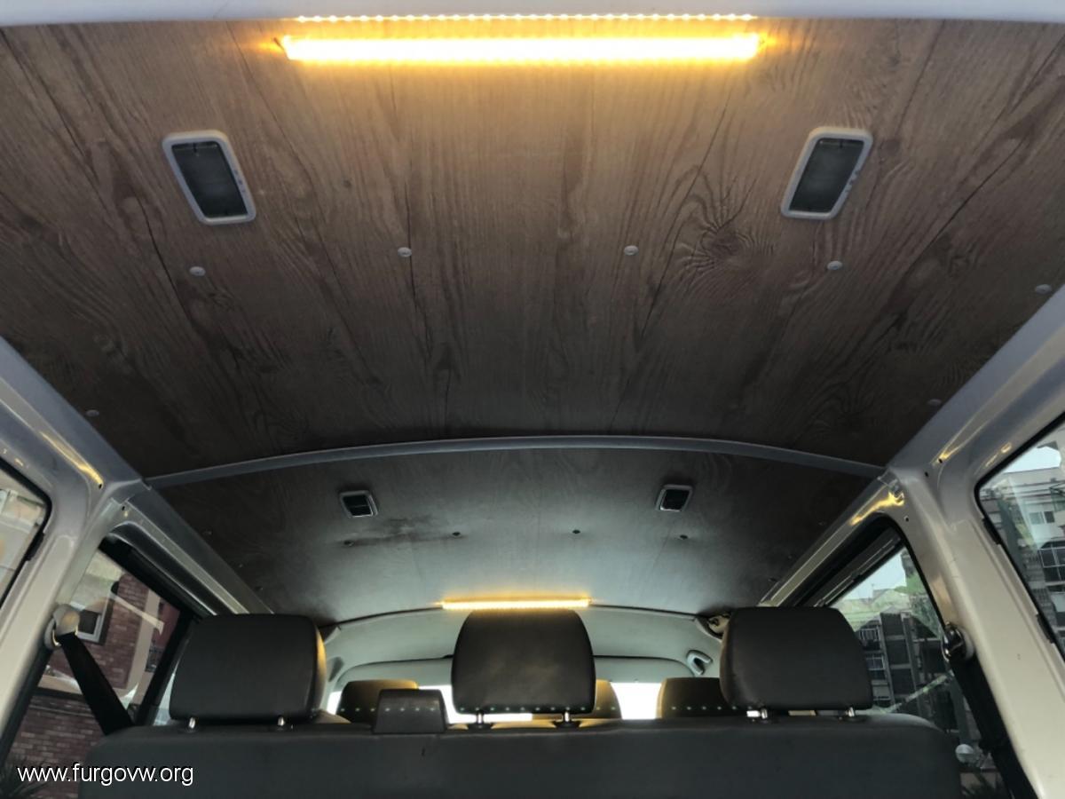Galeria de fotos de furgonetas camper campervan picture - Vinilos efecto madera ...