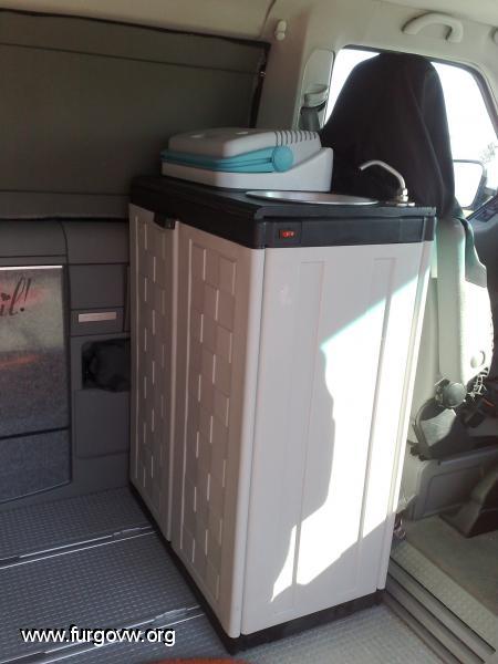 Preparacion mueble fregadero - Vendo fregadero ...