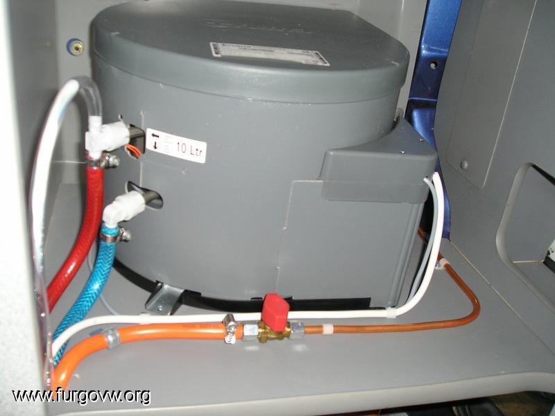 Valvula De Seguridad Truma Boiler  Es Imprescindible