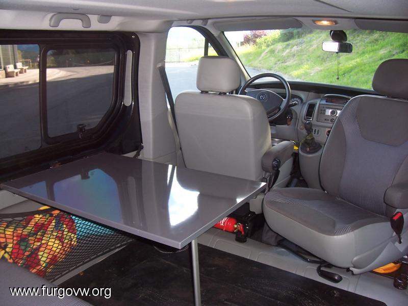 Opel Vivaro Opel Vivaro Camper