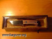 Cuchillo artesano