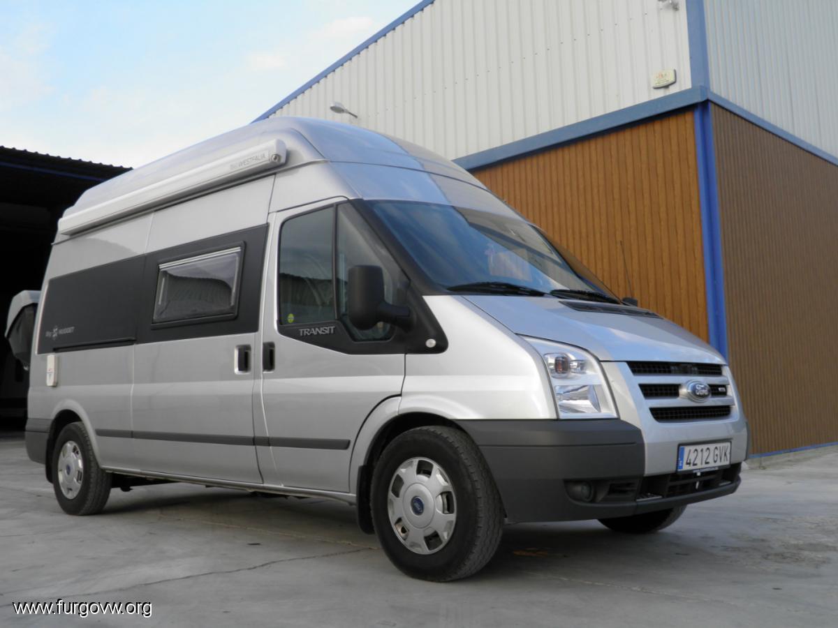 [VENDIDA] Ford Transit Big Nugget XL