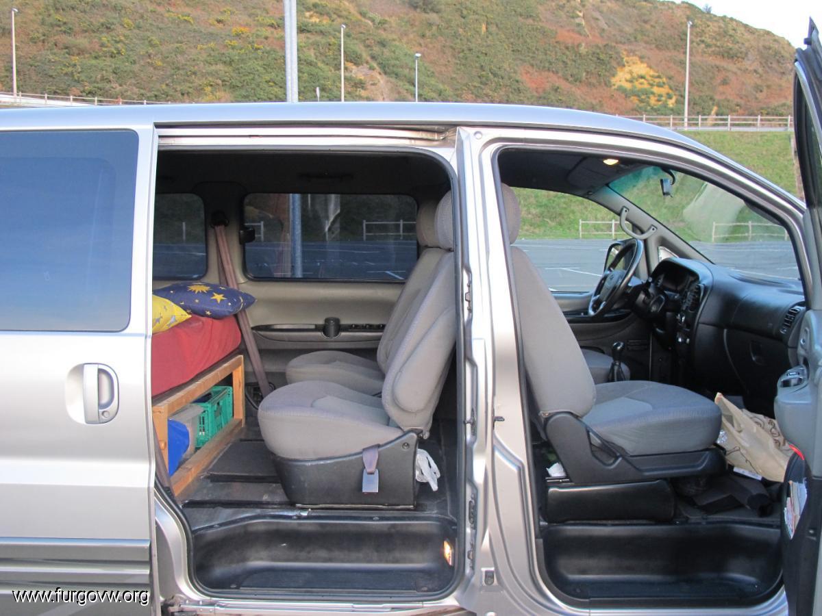6000 Hyundai H1 Camper Vendida Perdisteis La Ocasion